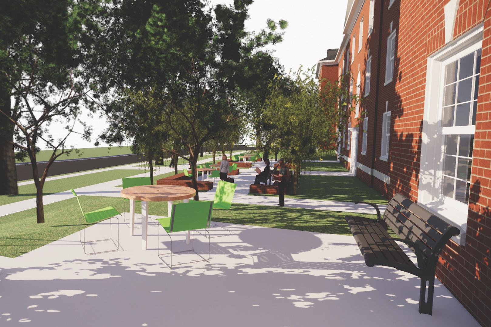 18 12 06 Simmons Concept Plans-exterior patio