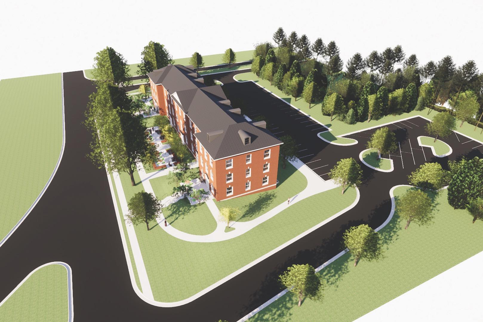 18 12 06 Simmons Concept Plans-exterior